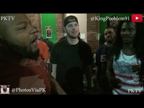 F-Mag V. Kloud Mkbreeze (4 Bar Freestyle Battle) Shot by PKTV