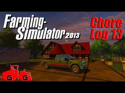 Farming Simulator 2013: Chore Log 13 - Sellin' the Farm!