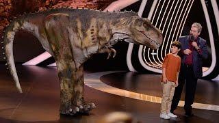 «Удивительные люди» Финал. Игорь Калина. Живая энциклопедия динозавров