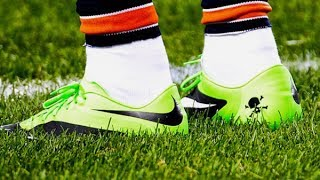 NFL Player Fined For Not Wearing Pink Shoes | Mental Health Awareness