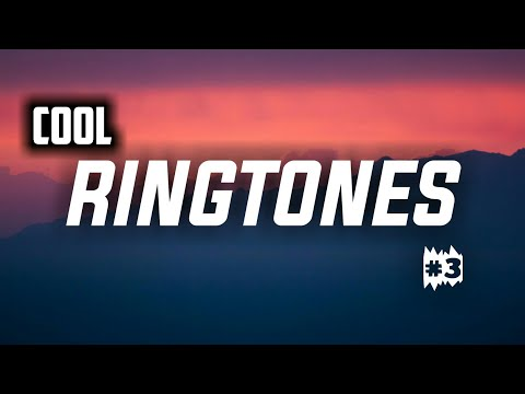 New Cool 5 Ringtones ßy ZEDGE + Download links | 2018.