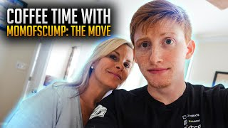 COFFEE TIME WITH MOMOFSCUMP - THE MOVE