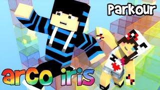 Arco iris - Parkour!