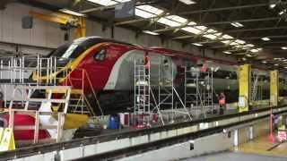 Stewart Signs Rail - X-Men: Days of Future Past Promotional Wrap Case Study: Virgin Trains (Short)