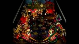 Pro-Pinball: Fantastic Journey PlayStation Gameplay
