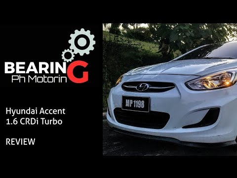 Hyundai Accent 1.6 CRDi Review