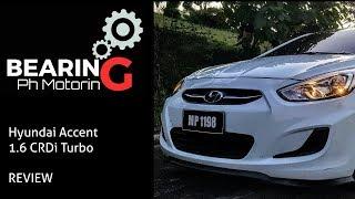 Hyundai Accent 1.6 CRDi Review смотреть
