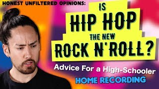 Is Hip Hop the New Rock n' Roll? | Honest UnFiltered Opinions #11 Video