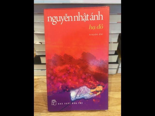 Giới thiệu tác phẩm Hạ Đỏ của nhà văn Nguyễn Nhật Ánh