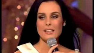 Miss World 2005 Part 12 Best Gown & Fast track Winners