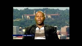 Prof Somadoda Fikeni speaks on possible terrorist attacks in SA
