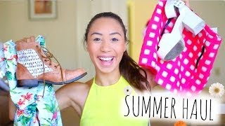 HUGE Summer Haul! Topshop, Forever 21, Urban Outfitters ect.