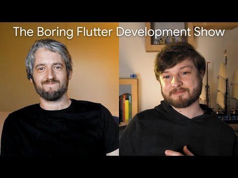 Adaptive Layouts part 2 (The Boring Flutter Development Show, Ep. 46)