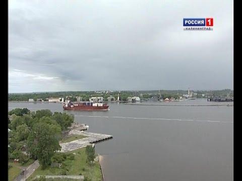 Калининградский морской торговый порт