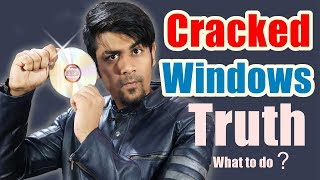 Cracked Windows ? | Truth About Pirated Software | What to do now ? Free Software For All Your Needs