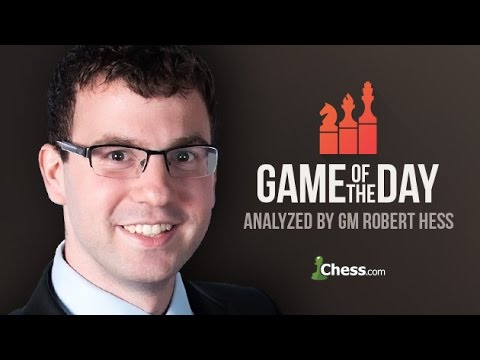Maxime Vachier-Lagrave Wins In Moscow Chess Grand Prix