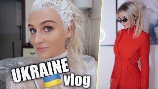 Neue Haare & kleiner Haul / Ukraine Vlog 🇺🇦 | Sashka