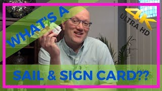 Funding Your Sail & Sign Card Video
