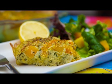 Best Ever Vegan Quiche Recipe (Spinach, Artichoke & Pumpkin) Egg & Dairy Free!!!