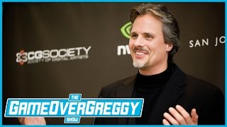 Lorne Lanning (Special Guest) - The GameOverGreggy Show Ep. 177