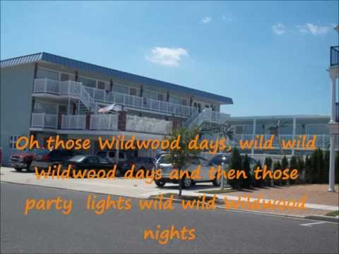 Wildwood Days Song With Lyrics (By Bobby Rydel) (2011 video)