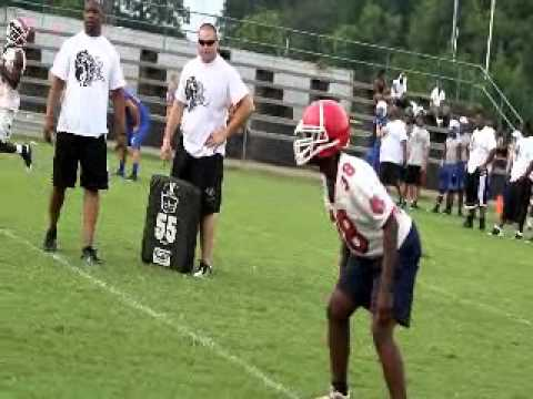 Harper Football Camp 2011