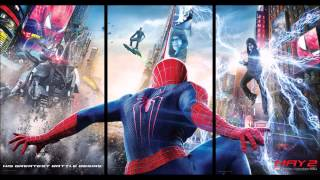 Repeat youtube video The Amazing Spider-Man 2 Soundtrack / Electro Suite