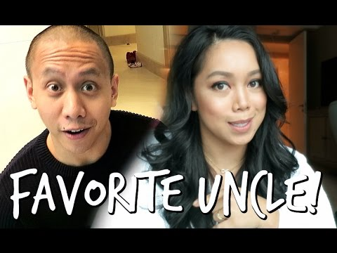 THEIR FAVORITE UNCLE! - January 23, 2017 -  ItsJudysLife Vlogs