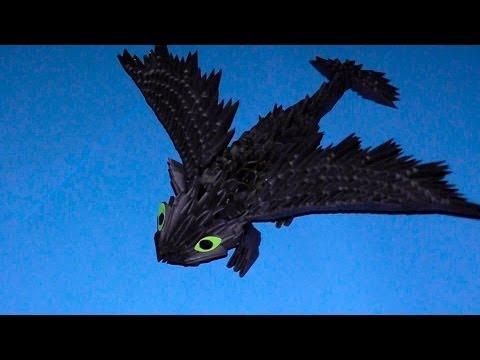 Модульное оригами дракон