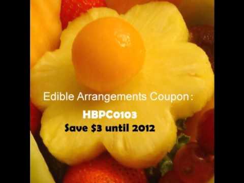 edible arrangements coupon save $3