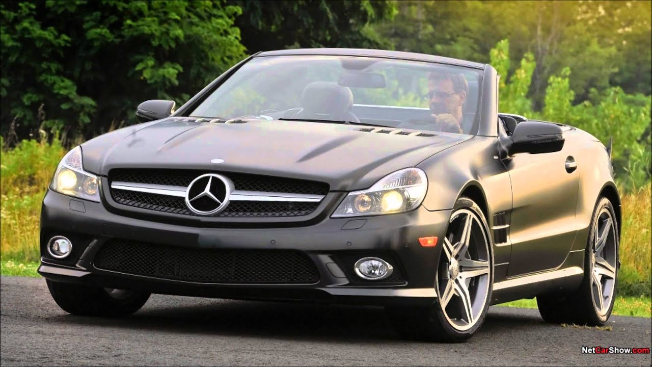 image gallery 2011 mercedes sl 500. Black Bedroom Furniture Sets. Home Design Ideas
