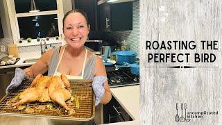 Thanksgiving 101: Spatchcocking, Seasoning, & Roasting a Bird