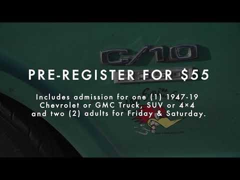 2019 C10 Nationals at Texas Motor Speedway May 3-4, 2019