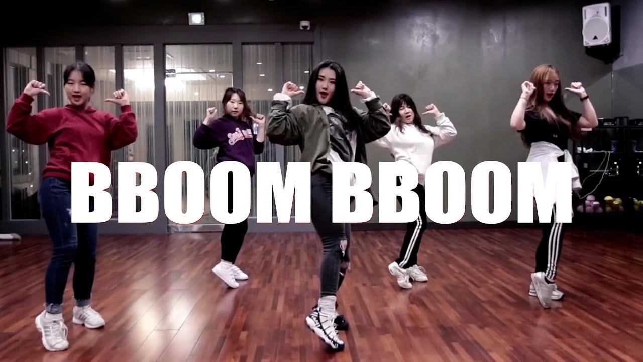 MOMOLAND(모모랜드) BBoom BBoom(뿜뿜) 안무 Dance Practice