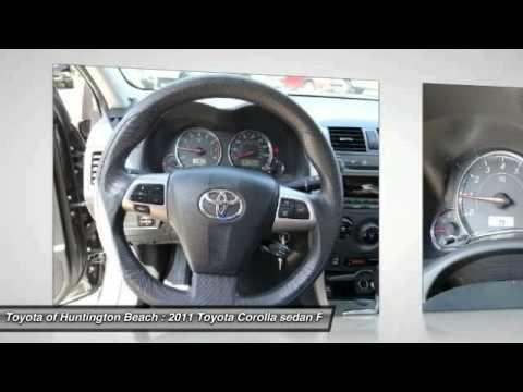 2011 Toyota Corolla Toyota Of Huntington Beach 250951