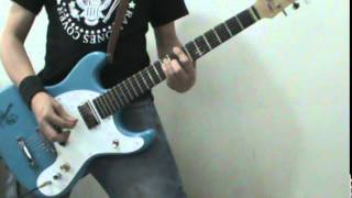 Joey Ramone - Going nowhere fast (Guitar Cover)