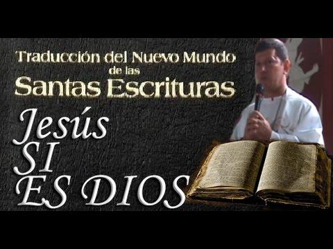 Al Final del video Traducción del nuevo mundo demuestra a testigos de Jehova que Jesús SI ES DIOS
