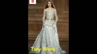 TOP -15  Best Wedding Dresses 2016 / Лучшие свадебные платья 2016