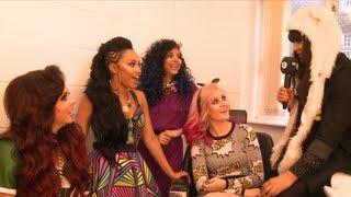Little Mix How Ya Doin' Behind The Scenes With Jameela Jamil