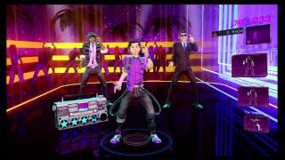 (When You Gonna) Give It Up To Me (Dance Central 3 - Hard 100% *5 Gold Stars)