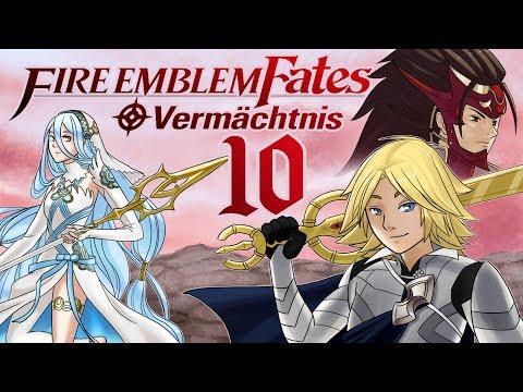 Let's Play Fire Emblem Fates Vermächtnis [German][#10] -