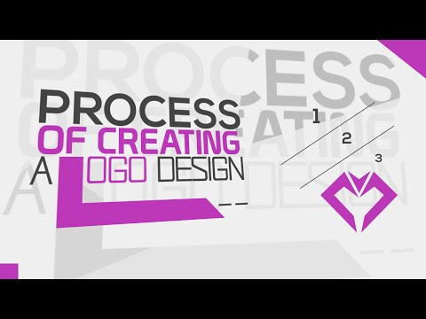 Photoshop Tutorial: Process of Creating a Logo Design