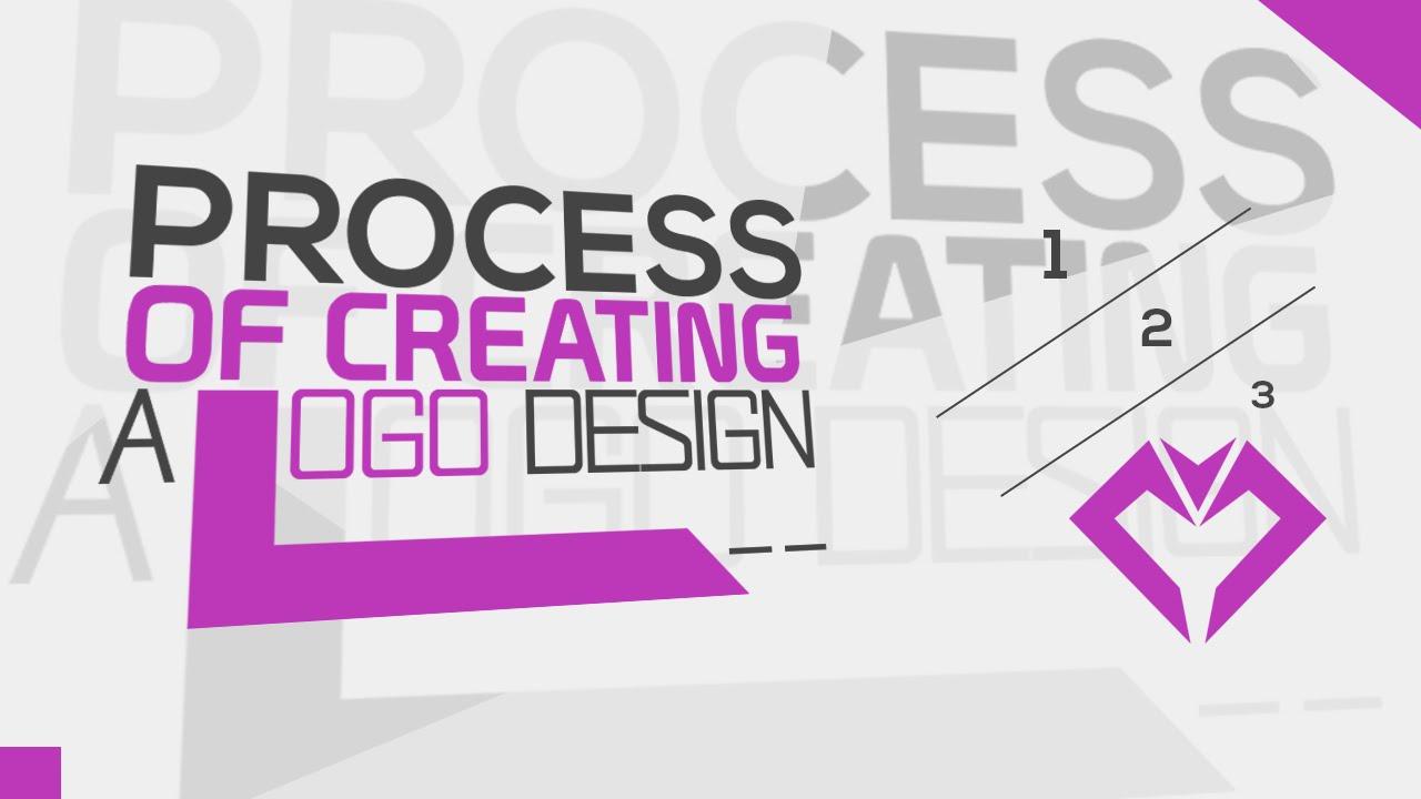 Photoshop tutorial process of creating a logo design youtube baditri Gallery