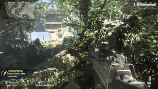 Call of Duty Ghost Multiplayer Gameplay AMD SAPPHIRE R9 270X PC Max Settings Ultra Graphics 1080p HD