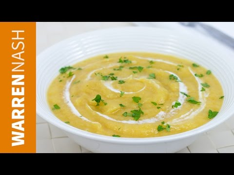 Vegetable Soup Recipe - Easy to make. Great for weight loss - Recipes by Warren Nash