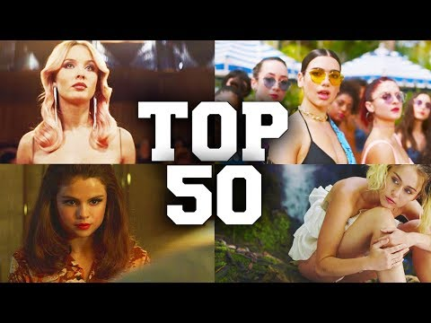 TOP 50 Songs by Female Singers