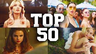 TOP 50 Songs by Female Singers