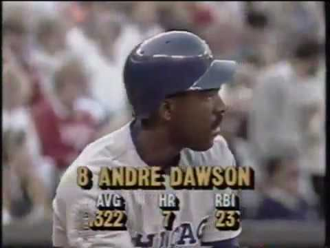 1990 MLB. Chicago Cubs vs Cincinnati Reds