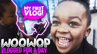 I LET MY 3 YEAR OLD SON VLOG FOR A DAY !!! *WARNING CUTEST VIDEO EVER*