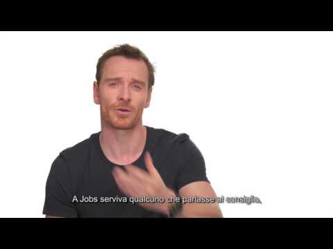 STEVE JOBS di Danny Boyle: intervista a Michael Fassbender (sottotitoli in italiano)